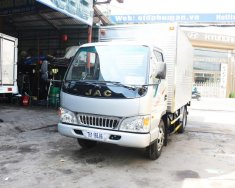 Xe tải Jac 2.4T | Xetai Jac 2tan4 | Xe tải 2T4 thùng kín vào thành phố giá 80 triệu tại Tp.HCM