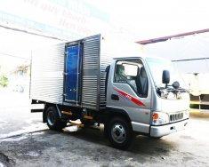 Xe tải Jac 2 tấn 4 thùng kín - động cơ CN Isuzu | Hỗ trợ trả trước 80tr nhận xe ngay giá 100 triệu tại Tp.HCM