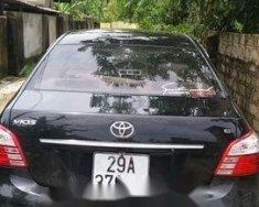 Bán Toyota Vios đời 2011, màu đen giá cạnh tranh giá 290 triệu tại Thanh Hóa