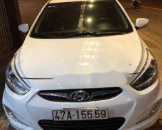 Cần bán xe Hyundai Accent năm 2015, màu trắng, nhập khẩu giá 465 triệu tại Đắk Lắk