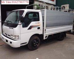 Bán xe tải 1 tấn 4, xe tải vào phố, hỗ trợ trả góp lãi suất thấp giá 358 triệu tại Hà Nội