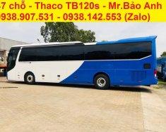 Bán xe 47 chỗ máy Weichai Thaco Trường Hải, hỗ trợ vay ngân hàng giá 2 tỷ 970 tr tại Tp.HCM