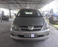 Bán ô tô Toyota Innova G năm sản xuất 2008, màu bạc giá 368 triệu tại Hà Nội
