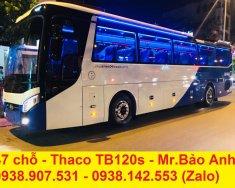 Bán Thaco TB120S 47 chỗ bản cao cấp full option máy Weichai W375 đời 2018 giá 2 tỷ 970 tr tại Tp.HCM