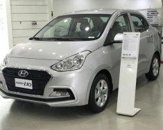 Cần bán Hyundai Grand i10 sedan khuyến mãi đến 30 triệu tiền mặt! Vay NH lãi suất thấp giá 350 triệu tại Tp.HCM