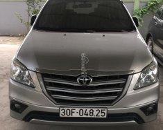 Bán xe gia đình Innova E SX 2015 giá 588 triệu tại Hà Nội