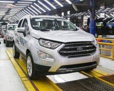 Bán Ford EcoSport đời 2018, màu trắng chỉ với từ 100 triệu đồng, trả góp lên tới 90% giá trị xe - LH 0988130404 giá 648 triệu tại Hà Nội