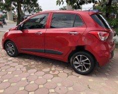 Bán xe Hyundai grand i10 AT 1.2 2018 màu đỏ giá 395 triệu tại Hà Nội