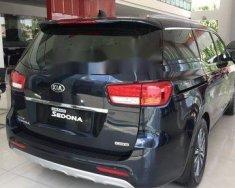 Bán xe Kia Sedona mới 2018, vay ngân hàng 80% trên cà vẹt xe giá 1 tỷ 69 tr tại Bình Dương