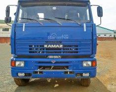 Bán xe cơ sở Kamaz 65117 (6x4) 3 chân 2 cầu Euro 2 giá 1 tỷ 150 tr tại Tp.HCM