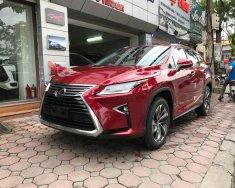 Bán Lexus RX350L năm 2018, màu đỏ, nhập khẩu nguyên chiếc tại Mỹ bản 07 chỗ mới nhất Việt Nam giá tốt giá 4 tỷ 980 tr tại Hà Nội