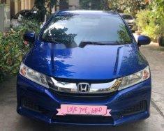 Cần bán xe Honda City đời 2015, màu xanh lam, giá chỉ 448 triệu giá 448 triệu tại Hà Nội