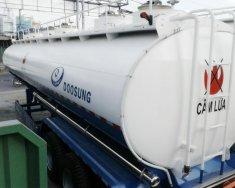 So mi ro mooc chở xăng dầu, hóa chất  Doosung trả góp lãi suất ưu đãi giá 620 triệu tại Tp.HCM