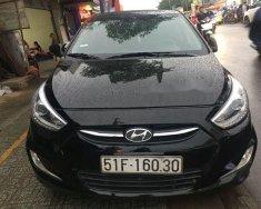 Bán ô tô Hyundai Accent 1.4 AT năm 2015, màu đen, nhập khẩu nguyên chiếc giá 475 triệu tại Tp.HCM