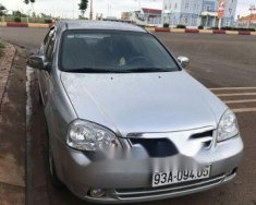 Cần bán xe Daewoo Lacetti sản xuất năm 2008, màu bạc xe gia đình giá 187 triệu tại Bình Phước