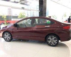 Bán xe Honda City đời 2018, màu đỏ, giá 559tr giá 559 triệu tại Tp.HCM
