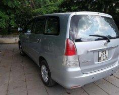 Bán xe Toyota Innova 2008 số sàn, form mới  giá 375 triệu tại Hà Nội