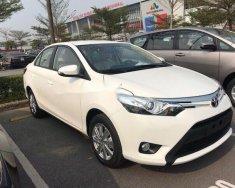 Cần bán xe Toyota Vios năm sản xuất 2018, màu trắng, giá 498tr giá 498 triệu tại Hà Nội