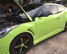 Bán Hyundai Veloster năm sản xuất 2011, màu xanh lục, nhập khẩu giá 480 triệu tại Đà Nẵng