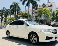 Bán Honda City AT đời 2016, màu trắng chính chủ giá 510 triệu tại Tp.HCM