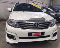 Bán xe Toyota Fortuner TRD, màu trắng 2015, số tự động giá rẻ giá 0 triệu tại Tp.HCM