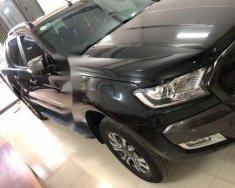 Bán Ford Ranger năm sản xuất 2016, màu đen xe gia đình giá 810 triệu tại Gia Lai