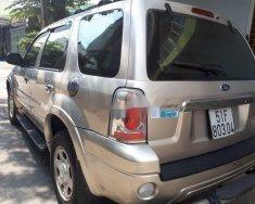 Bán Ford Escape 2.3AT đời 2006 hồng phấn, đồng sơn zin, nội thất nỉ zin giá 265 triệu tại Tp.HCM