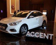 Bán Hyundai Accent AT 2018, màu trắng. giá 499 triệu tại TT - Huế
