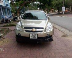 Cần bán lại xe Chevrolet Captiva sản xuất năm 2007, màu ghi vàng  giá 298 triệu tại Hưng Yên