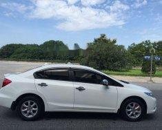 Bán Honda Civic đời 2015, màu trắng chính chủ giá 635 triệu tại Hà Nội