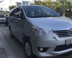 Cần bán Toyota Innova năm 2013, màu bạc chính chủ giá 530 triệu tại Đà Nẵng