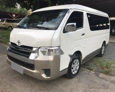 Cần bán xe Toyota Hiace năm sản xuất 2017, màu trắng, xe nhập như mới giá 912 triệu tại Tp.HCM