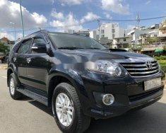 Cần bán lại xe Toyota Fortuner G đời 2015, màu đen, giá 775tr giá 775 triệu tại Tp.HCM