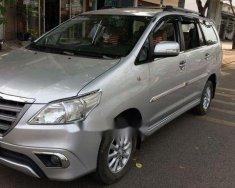 Bán xe Toyota Innova 2.0 E ĐK 2014, màu bạc  giá 530 triệu tại Tp.HCM