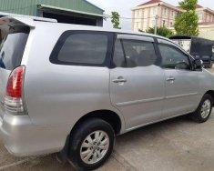 Bán Toyota Innova năm 2009, màu bạc xe gia đình, giá tốt giá 375 triệu tại Cần Thơ