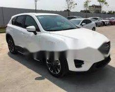 Bán Mazda CX 5 đời 2016, màu trắng như mới giá 855 triệu tại Hải Phòng