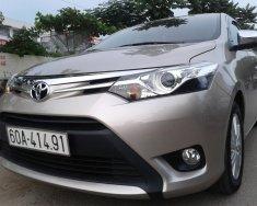 Bán Toyota Vios G (số tự động - bản full) 10/2017 một chủ sử dụng. Đúng 7.500km còn nguyên zin 99% giá 540 triệu tại Đồng Nai