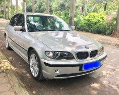 Cần bán xe BMW Series3 năm 2005, màu bạc, nhập khẩu giá 255 triệu tại Hà Nội