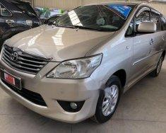 Cần bán Toyota Innova E đời 2013 xe gia đình, giá chỉ 580 triệu giá 580 triệu tại Tp.HCM