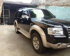 Cần bán Ford Everest năm sản xuất 2007, màu đen xe gia đình, 360tr giá 360 triệu tại Nghệ An