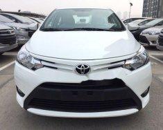 Bán ô tô Toyota Vios năm 2018, màu trắng, giá 503tr giá 503 triệu tại Bình Dương