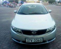 Bán Kia Forte sản xuất 2010, màu bạc, nhập khẩu nguyên chiếc   giá 330 triệu tại Nghệ An
