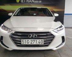 Cần bán xe Hyundai Elantra GLS 1.6MT 2016, màu trắng  giá 526 triệu tại Tp.HCM
