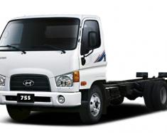 Bán ô tô Hyundai Mighty 75S-3.5T 2018, màu trắng giá 668 triệu tại Tp.HCM