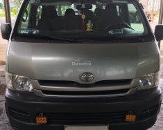 Cần bán gấp Toyota Hiace 2.5 năm sản xuất 2009, giá chỉ 290 triệu giá 290 triệu tại Hà Nội