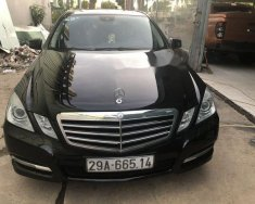 Chính chủ bán Mercedes E250 đời 2012, màu đen giá 1 tỷ 50 tr tại Hà Nội