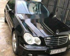 Cần bán xe Mercedes C240 năm sản xuất 2005, màu đen, xe nhập   giá Giá thỏa thuận tại Tp.HCM