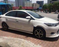 Auto Đại Phát bán Toyota Vios 1.5AT bản TRD Sport 2017 màu trắng giá 590 triệu tại Hà Nội
