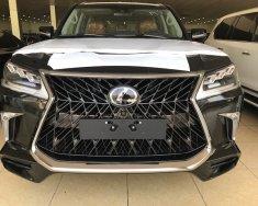 Cần bán xe Lexus LX Super Sport đời 2018, màu đen, nhập khẩu nguyên chiếc giá 9 tỷ 350 tr tại Hà Nội