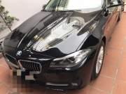 Cần bán BMW 5 Series năm 2015, màu đen, nhập khẩu giá 1 tỷ 550 tr tại Tp.HCM